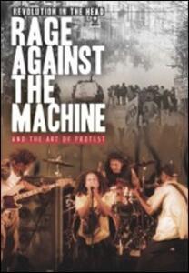 Rage Against the Machine. Revolution in the Head - DVD
