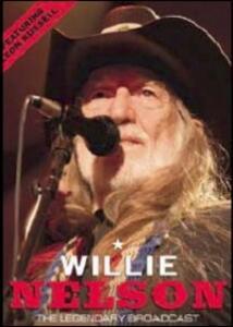 Willie Nelson. The Legendary Broadcast - DVD