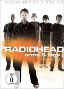 Radiohead. Arms & Legs: The Story So Far (2 DVD) - DVD