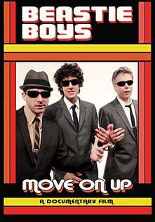 Beastie Boys. Move On Up - DVD