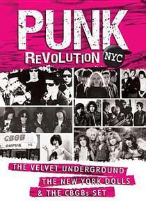 Punk Revolution NYC (2 DVD) - DVD