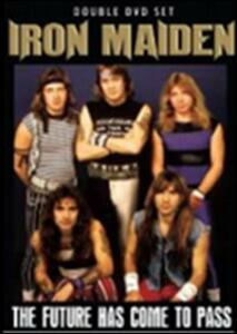Iron Maiden. The Future Has Come to Pass (2 DVD) - DVD