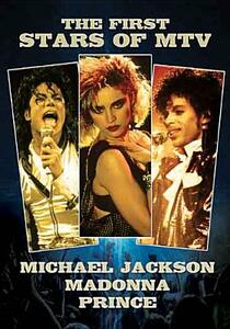 The First Stars of MTV. Michael Jackson, Madonna, Prince (3 DVD) - DVD