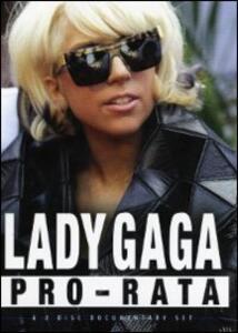 Lady Gaga. Pro-rata (2 DVD)<span>.</span> Deluxe Edition - DVD