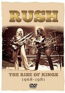Rush. The Rise of the King - DVD