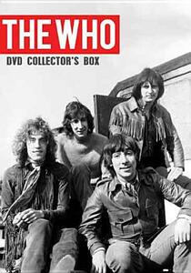 The Who. Dvd Collector's Box (2 DVD) - DVD
