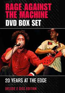 Rage Against The Machine. 20 Years at the Edge (2 DVD) - DVD