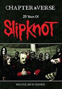 Slipknot. Chapter & Verse: 20 Years of Slipknot - DVD
