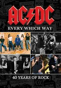 AC/DC. Every Which Day: 40 Years of Rock (2 DVD) - DVD