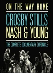 Crosby, Stills, Nash & Young. On The Way Home (2 DVD) - DVD