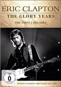 Eric Clapton. The Glory Years (2 DVD) - DVD