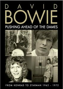 David Bowie. Pushing Ahead Of The Dames - DVD