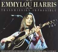 CD Transmission Impossible Emmylou Harris