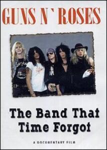 Guns n' Roses. The Band That Time Forgot - DVD