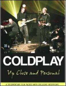 Coldplay. Up Close and Personal - DVD