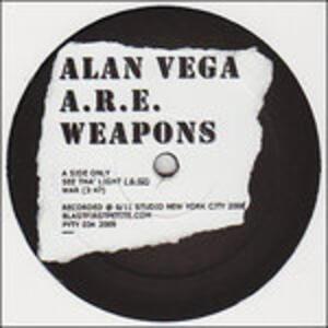 See Tha Light - War - Vinile LP di ARE Weapons,Alan Vega