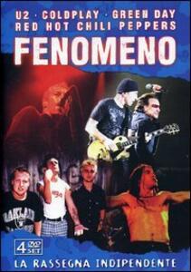 Fenomeno. La rassegna indipendente (4 DVD) - DVD