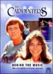 The Carpenters. Behind The Music - DVD