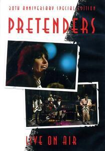 Pretenders. Live on air - DVD