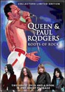 Queen & Paul Rodgers. Roots of Rock (2 DVD) - DVD