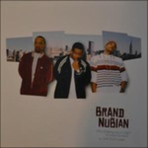 Who Wanna Be a Star? It's Brand Nu Baby! - Vinile LP di Brand Nubian