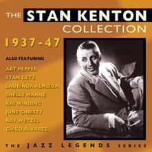 Collection 1937-47 - CD Audio di Stan Kenton