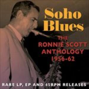 Soho Blues - CD Audio di Ronnie Scott