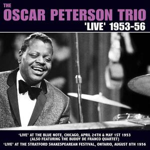 Live 1953-56 - CD Audio di Oscar Peterson