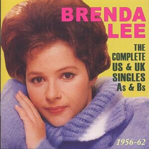 Complete US & UK Singles - CD Audio di Brenda Lee