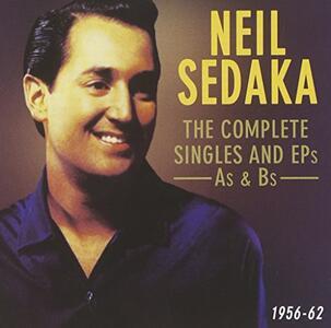Complete Singles And - CD Audio di Neil Sedaka