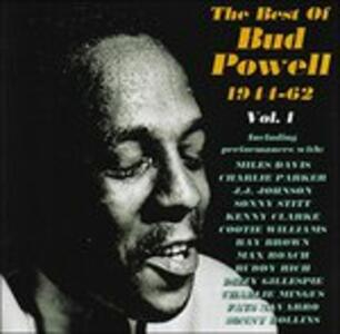 Best of Bud Powell vol.1 - CD Audio di Bud Powell