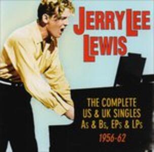 Complete Us & Uk Singles - CD Audio di Jerry Lee Lewis