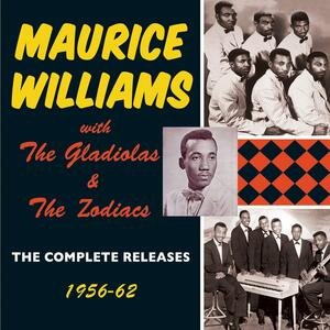 With the Gladiolas & - CD Audio di Maurice Williams