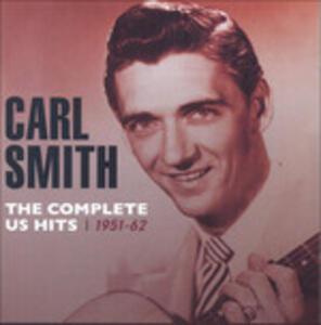 Complete Us Hits 1951-62 - CD Audio di Carl Smith