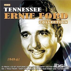 Tennessee Ernie Ford - CD Audio di Tennessee Ernie Ford
