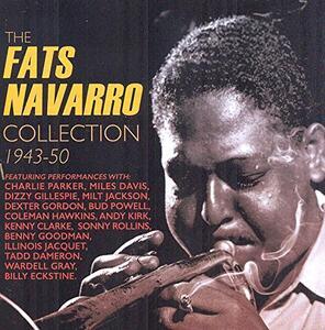Collection 1943-50 - CD Audio di Fats Navarro