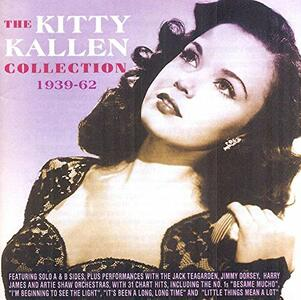 Collection 1939-62 - CD Audio di Kitty Kallen