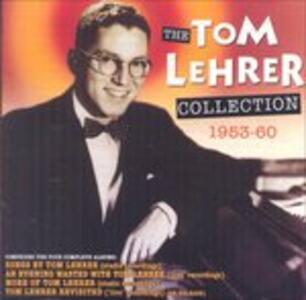 Tom Lehrer Collection - CD Audio di Tom Lehrer