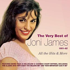 Very Best Of Joni James.. - CD Audio di Joni James