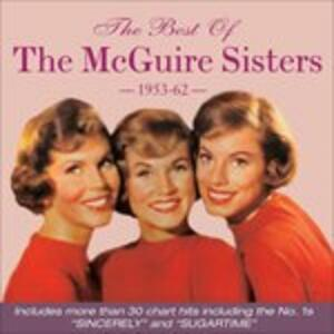Best of the Mcguire - CD Audio di McGuire Sisters