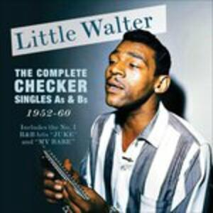 Complete Checker - CD Audio di Little Walter