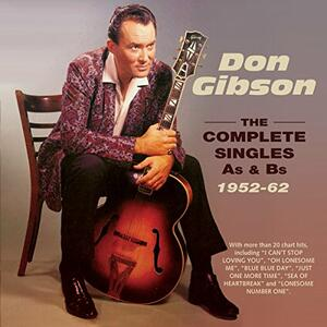 Complete Singles as & - CD Audio di Don Gibson