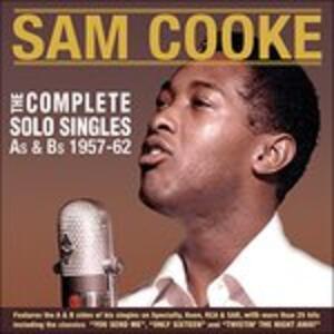 Complete Solo Singles - CD Audio di Sam Cooke
