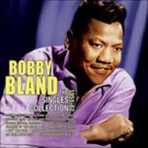 Singles Collection - CD Audio di Bobby Bland