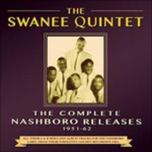 Complete Nashboro - CD Audio di Swanee Quintet