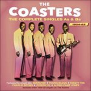 Complete Singles A's & B's - CD Audio di Coasters