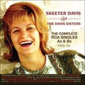 Complete Rca Singles A's & B's - CD Audio di Skeeter Davis
