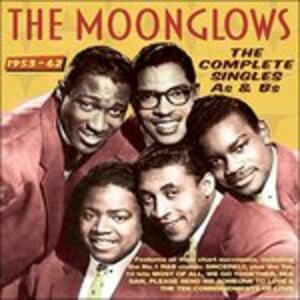 Complete Singles as and bs - CD Audio di Moonglows