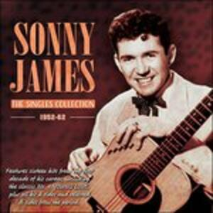 Singles Collection - CD Audio di Sonny James