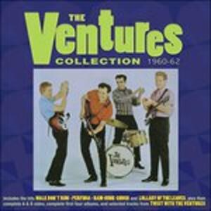 Collection 1960-62 - CD Audio di Ventures
